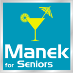 Manek for Seniors Financial Planning logo