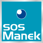 Logo of SOS to Manek