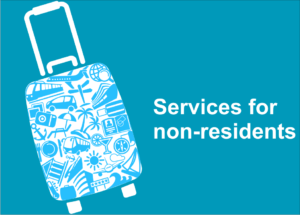 Services for NRI's and foreign nationals